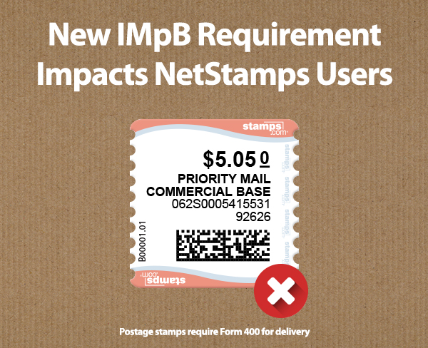 IMpB Requirements NetStamps