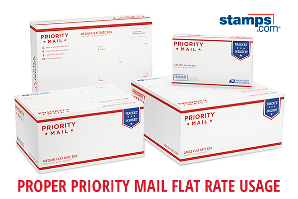 Priority Mail Flat Rate Best Practices